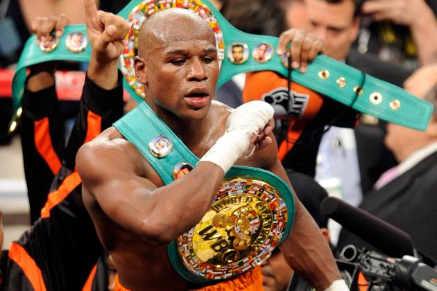 Mayweather vs. Cotto Results: Floyd Mayweather Defeats Miguel Cotto