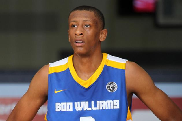 Tracking Troy Williams' Decision for 2013: North Carolina or Kentucky?