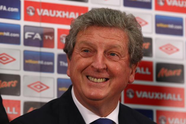 England: Roy Hodgson Is