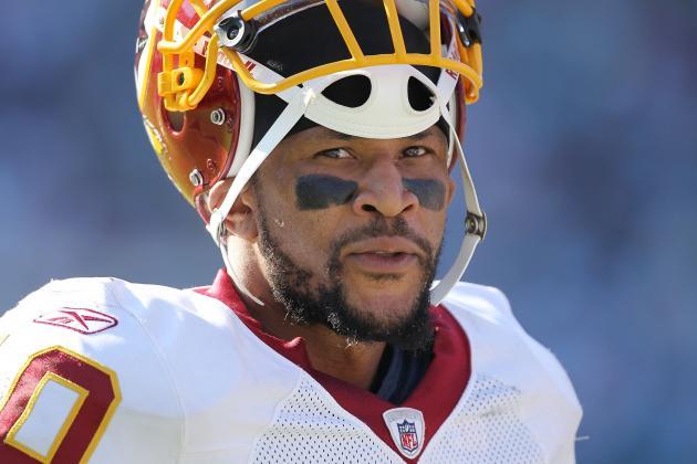 Jabar Gaffney Cut: Redskins Foolish to Release Veteran WR