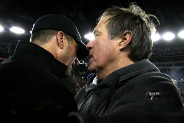 What Did John Harbaugh Really Mean with Patriots 'Asterisk' Comment?
