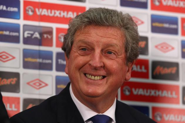 Roy Hodgson Appointed New England Manager by the FA