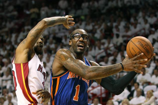 Amar'e Stoudemire Injury: Tantrum Last Straw in Failed Marriage with Knicks