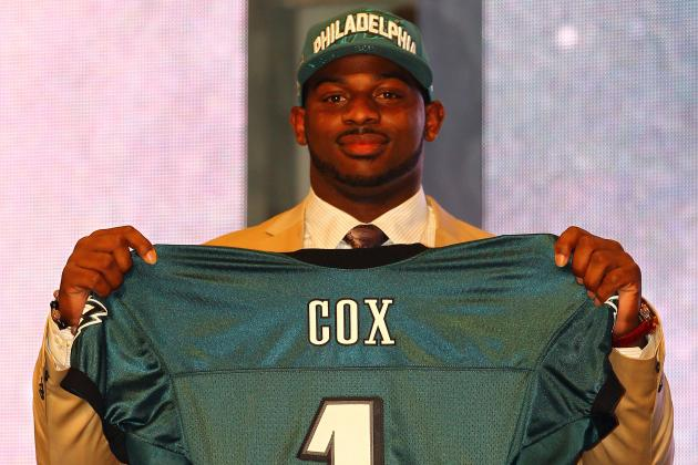 2012 NFL Draft Grades: Eagles, Cardinals and Jets Get Even Better