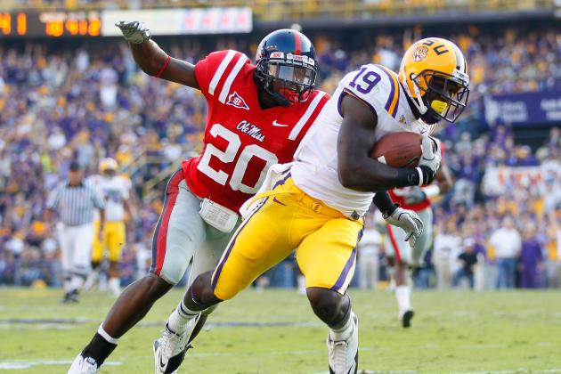 LSU Football: 8 Former Tigers Sign as NFL Undrafted Free Agents