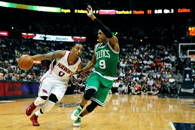 NBA Playoffs 2012: Why Boston and Atlanta Are Headed for a Seven-Game Series