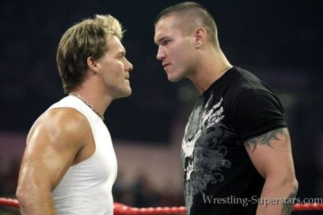 WWE: Chris Jericho's Next Feud Should Be with Randy Orton