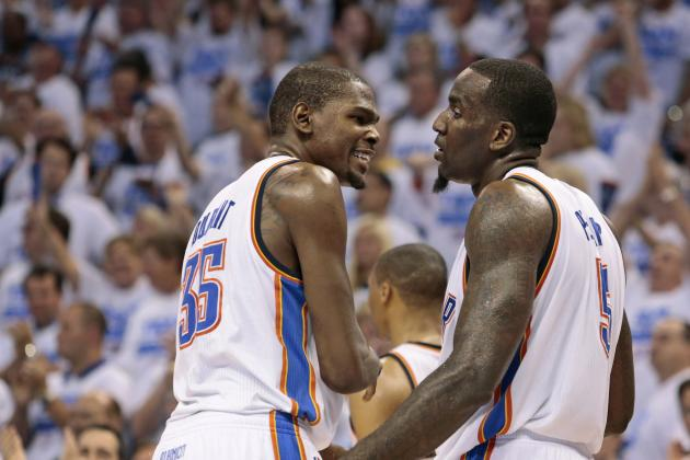 NBA Playoffs 2012: Oklahoma City's Maturity Makes Them NBA Title Favorites
