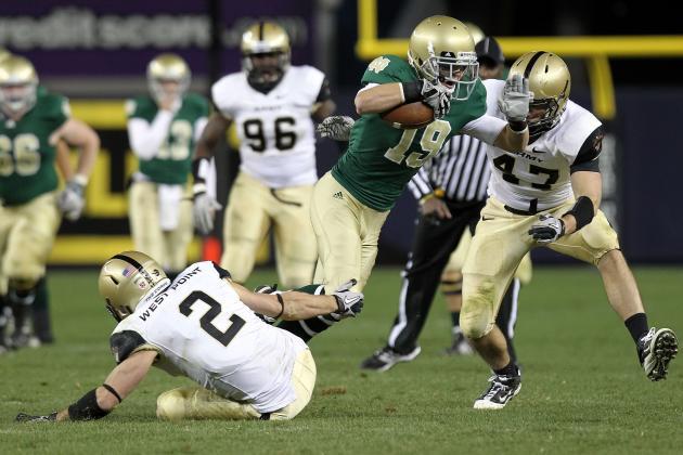 Notre Dame Football: Who Will Be the Next Jonas Gray?