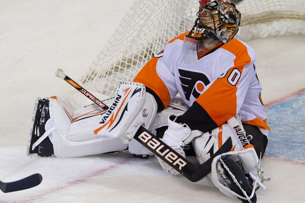 Ilya Bryzgalov's Regular Season Struggles Prepared the Flyers for the Playoffs