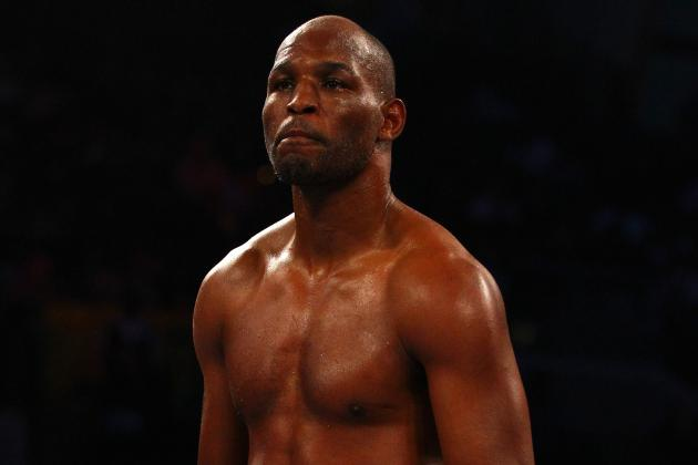 Bernard Hopkins Did Not Fall Yet, He Should Keep 'Em Laced