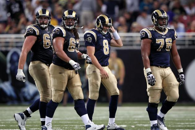 St. Louis Rams: An Early Look at the Starting Offense in 2012