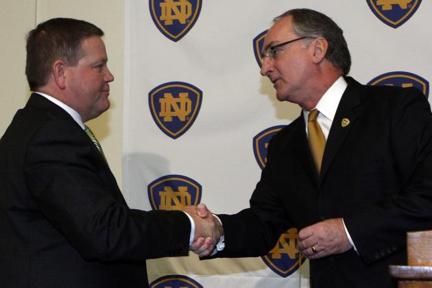 Notre Dame Football: Why Irish Would Be Foolish to Remain Independent