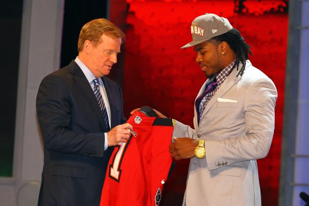 2012 NFL Draft Grades: Teams That Turned Themselves into Contenders