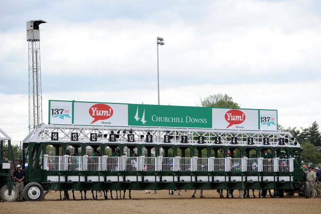 Kentucky Derby Post Draw: When and Where to Watch Unveiling of Post Positions