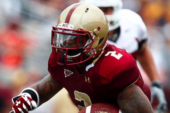 Montel Harris: Boston College Dismisses RB for Repeated Violations