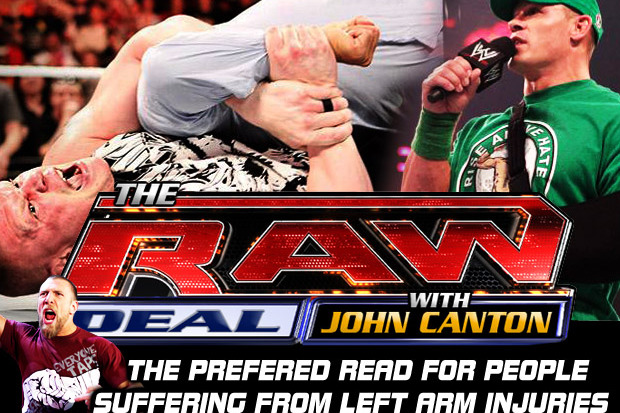 WWE News: Raw Deal for April 30, Cena and Triple H Feel the Pain
