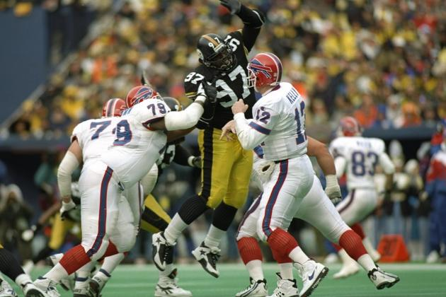 Pittsburgh's Forgotten Classics: Bills vs. Steelers, 1974 and 1996