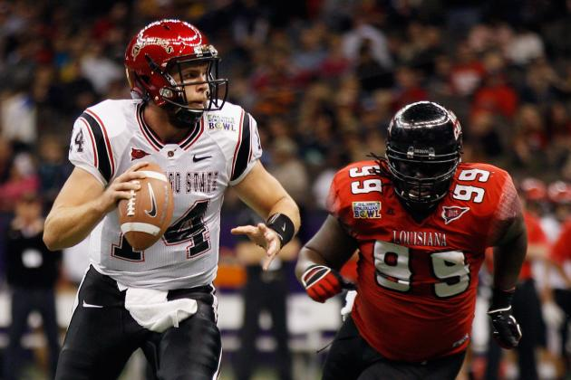 2012 NFL Draft: Why Did the Arizona Cardinals Draft Ryan Lindley?