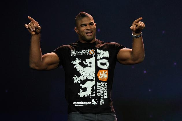 UFC: Will Losing Junior Dos Santos vs. Alistair Overeem Haunt the HW Division?