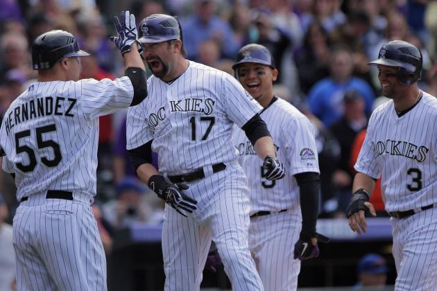 Todd Helton's Resurgence: A Promising Sign for the Colorado Rockies
