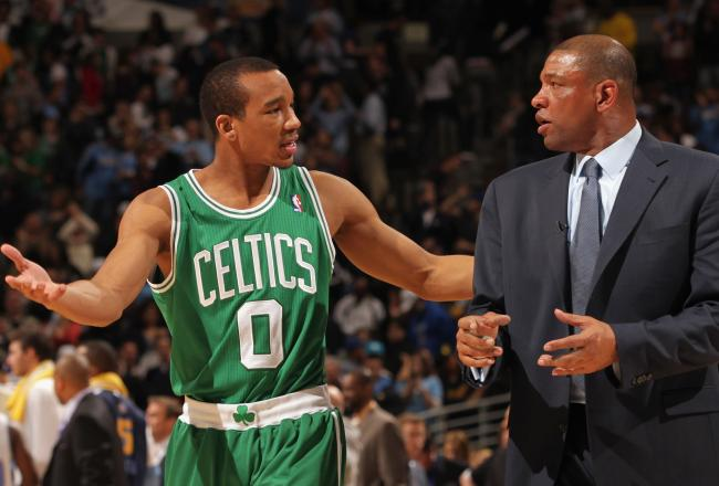 Doc Rivers is watching Avery Bradley and the Celtics chip away at Atlanta's lead.