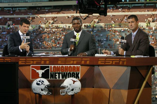 Texas Football: How Much of an Advantage Is the Longhorn Network?