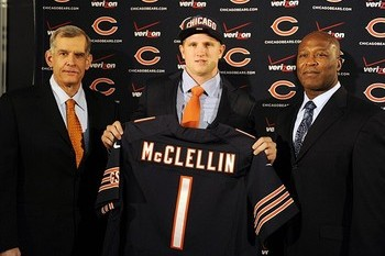 NFL Draft Results 2012: Why the Chicago Bears Had the Best Draft