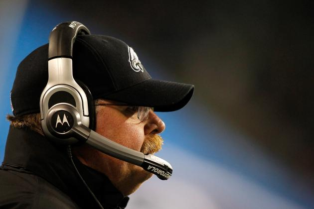 Philadelphia Eagles: How Andy Reid Can Avoid Hot Seat Talk in 2012