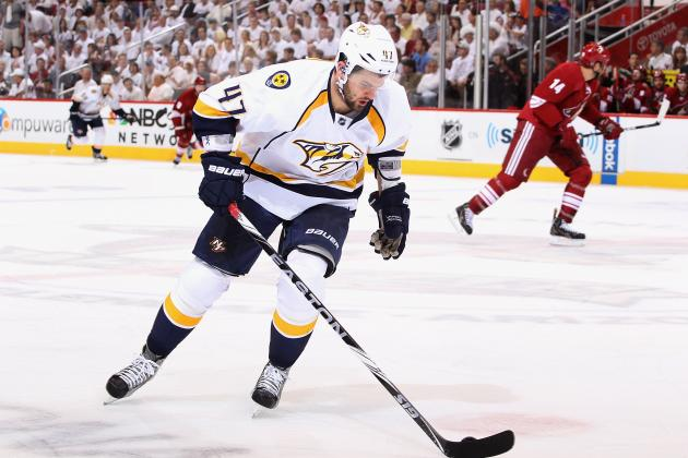 Stanley Cup Playoffs 2012: Coyotes Not Concerned with Predators' Issues