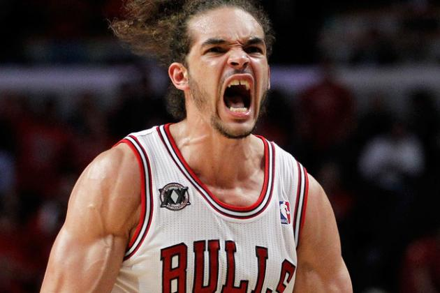 Chicago Bulls: Why Joakim Noah Is the Biggest X-Factor in the 2012 ...