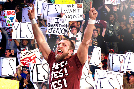 WWE over the Limit: Daniel Bryan Should Compete for Both Belts (Spoiler Alert)