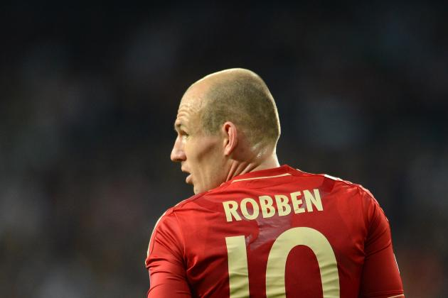 Arjen Robben: Bayern Munich Star Set for a Move to Manchester City?
