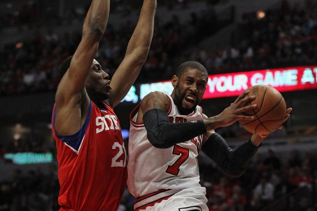 NBA Playoffs 2012: Why the Chicago Bulls' Loss to the Sixers Spells Trouble