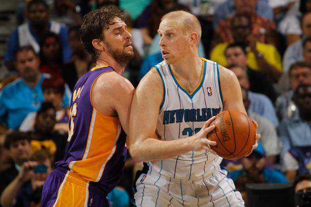 NBA Free Agents 2012: New Orleans Hornets Should Let Chris Kaman, Carl Landry Go