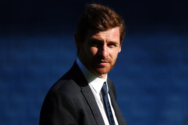Rumor: Former Chelsea Manager Andre Villas-Boas to Take over at Roma Next Season