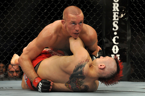 Georges St-Pierre: When 'Rush' Returns, Will He Be an Even Safer Fighter?