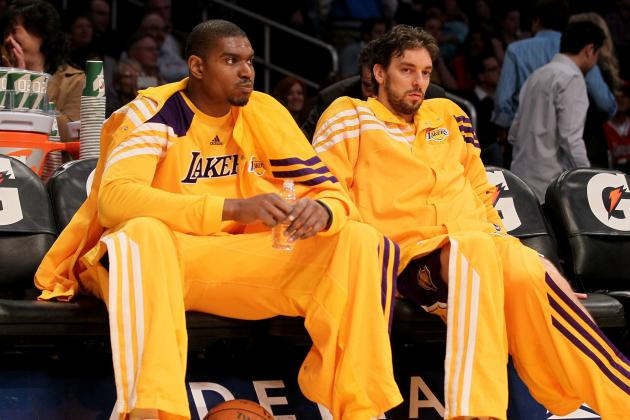 Why Pau Gasol and Andrew Bynum Are Perfect Complements to Kobe Bryant's Game
