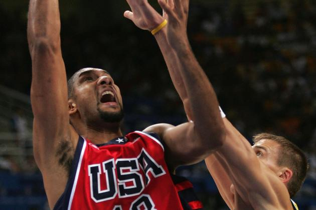 Team USA: One Crazy Addition Colangelo Should Make to the Roster Pool