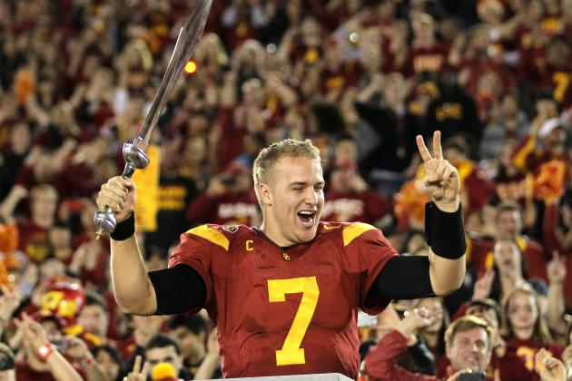 USC Football: Breaking Down the No. 1 Ranking in ESPN College Football Live Poll