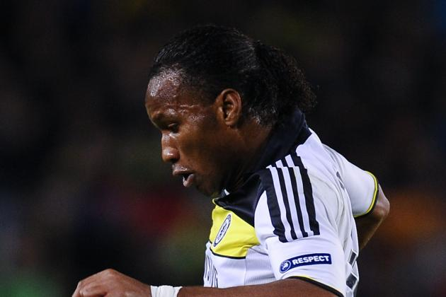 Didier Drogba: Will Chelsea Striker End His Career at Barcelona?