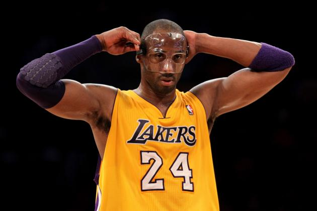 Kobe Bryant Mask Auction: Market for Bizarre Memorabilia Is Absurd