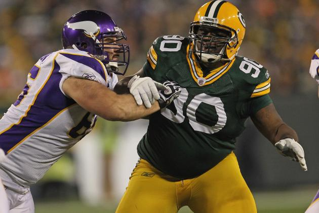 Green Bay Packers Transform D-Line from Weakness to Strength