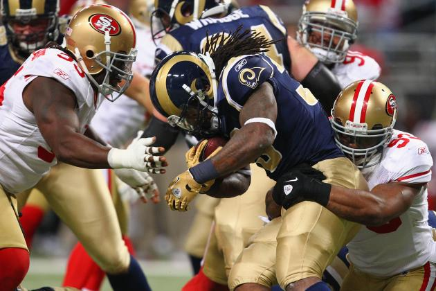 St. Louis Rams: Have the Rams Caught Up with the 49ers?