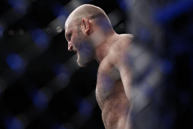Ben Rothwell: I'll Be the No. 1 Contender After I Beat Overeem's Ass