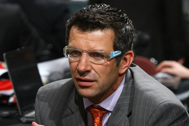 Montreal Canadiens to Name Marc Bergevin as New General Manager