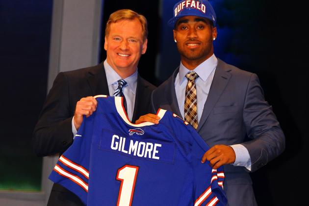 Stephon Gilmore: What to Expect from Buffalo Bills 2012 1st-Round Draft Pick