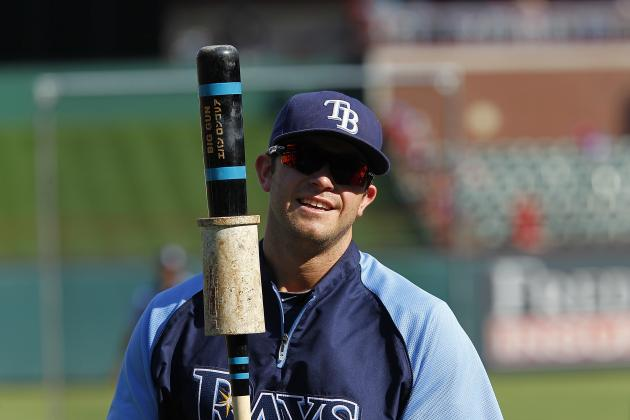 Evan Longoria Injury:  Star's DL Stint Will End Rays' Reign at Top of AL East