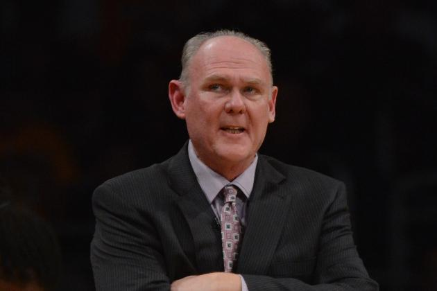 NBA Playoffs 2012: What George Karl Is Doing Wrong with the Denver Nuggets