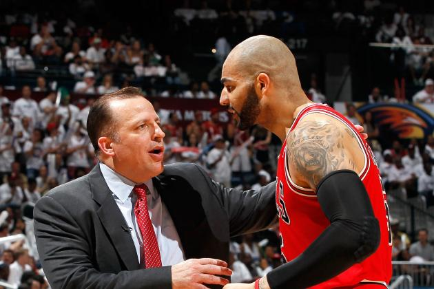 Chicago Bulls Overpaid for Carlos Boozer